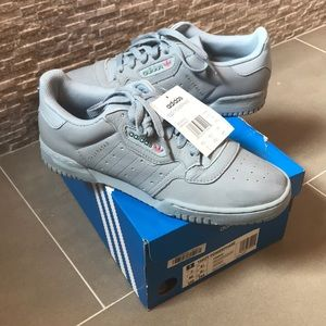 Details about *New* Adidas Yeezy Powerphase Calabasas Grey Shoes Size 7